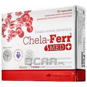 Olimp Chela-Ferr Med + 30kaps. 1/1