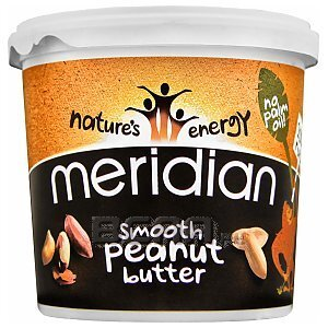Meridian Peanut Butter Smooth 1000g 1/1