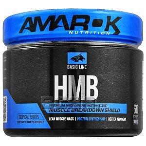 Amarok Nutrition Basic HMB 300g 1/3