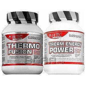 Hi Tec Thermo Fusion + Therm Energy Power 120kaps+100kaps. [promocja] 1/1