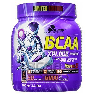 Olimp BCAA Xplode Dragon Ball Z Limited Edition 500g 1/2