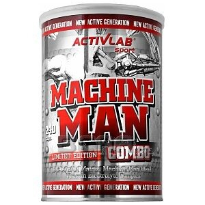 Activlab Machine Man Combo 240kaps. 1/1