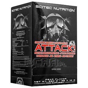 Scitec Attack! 2.0 25 x 10g  (250g) 1/1