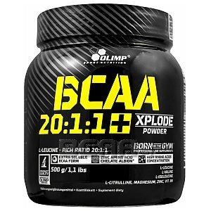 Olimp BCAA Xplode Powder 20:1:1 500g 1/1