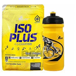 Olimp Iso Plus Sport Drink Powder Limited Edition + Bidon 1505g+600ml GRATIS! 1/2