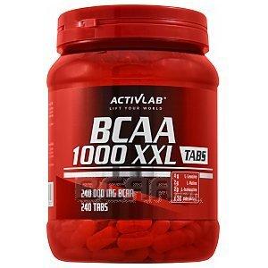 Activlab BCAA 1000 XXL Tabs 240tab. 1/2