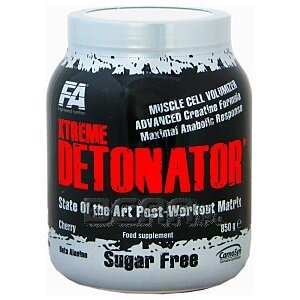 Fitness Authority Xtreme Detonator 850g 1/1