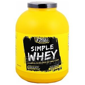 Full Force Nutrition Simple Whey 2270g 1/1