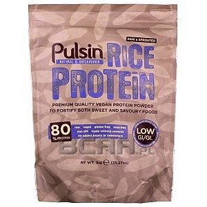 Pulsin Brown Rice Protein 1000g 1/1