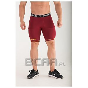 Trec Wear Pro Short Pants 005 Maroon 1/5