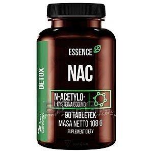Essence Nutrition NAC 600 90tab. 1/1