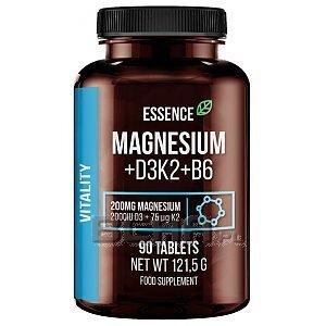 Essence Nutrition Magnesium + D3 K2 + B6 90tab. 1/1
