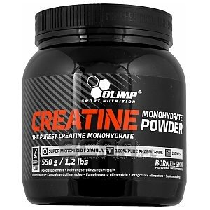 Olimp Creatine Monohydrate Powder 550g 1/1