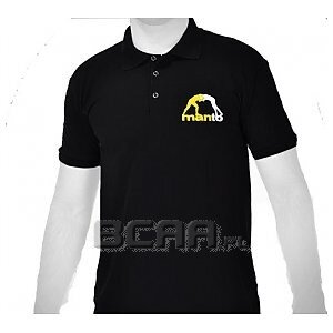 Manto Polo Big Logo Czarne  1/1
