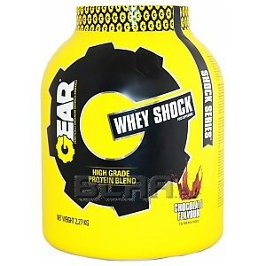 Gear Whey Shock 2270g 1/1