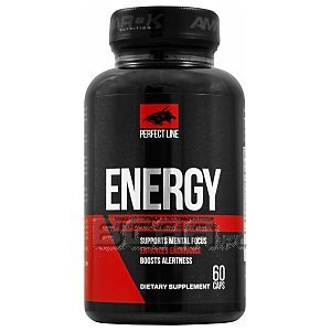Amarok Nutrition Perfect Energy 30kaps. 1/1