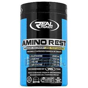 Real Pharm Amino Rest 300tab. [promocja] 1/1