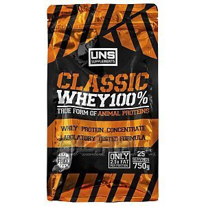 UNS Classic Whey 100% 750g 1/1