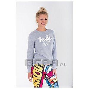 Trec Wear Bluza Sweatshirt TrecGirl 008 Strong Grey 1/2