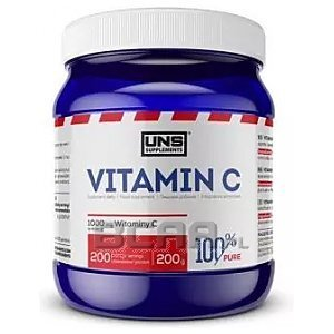 UNS Vitamin C 200g 1/1