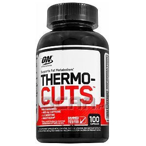 Optimum Nutrition Thermo Cuts 100kaps. 1/2