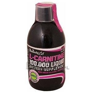 BioTech USA L-Carnitine 100.000 Liquid 500ml 1/1