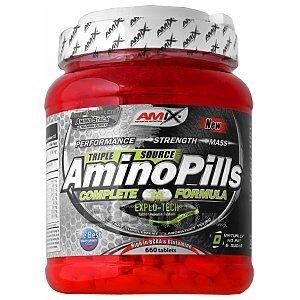 Amix Amino Pills 660tab. 1/1