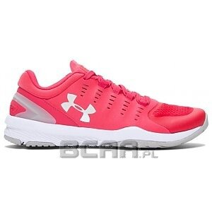 Under Armour Buty Damskie Charged Stunner Training 1266379-681 różowy 1/5
