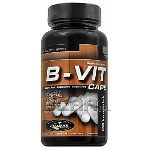 Vitalmax B-Vit Caps 80kaps. 1/2