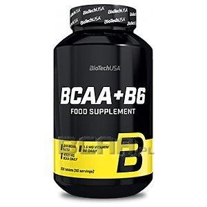 BioTech USA BCAA + B6 200tab. 1/1