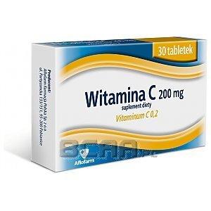 Witamina C 200mg 60tab. 1/1
