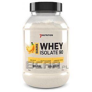 7Nutrition Whey Isolate 90 500g 1/1