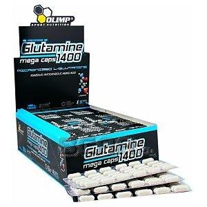 Olimp Glutamine 1400 Mega Caps 150kaps. 1/1