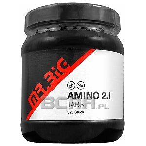Mr. Big Amino Fuel 50.000 325tab. 1/2