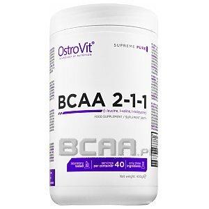 OstroVit Supreme Pure BCAA 2:1:1 400g [promocja] 1/2