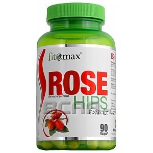 Fitmax Fitomax Rose Hips 90kaps. 1/1