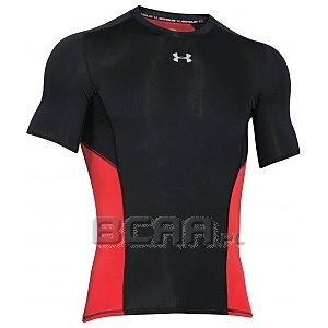 Under Armour Rashguard Męski HG CoolSwitch Comp SS 1271334-002 mix 1/6