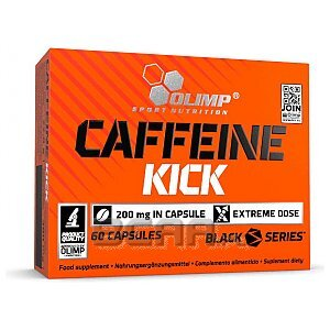 Olimp Caffeine Kick 60kaps. 1/1