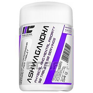 Muscle Care Ashwagandha 90tab. 1/2