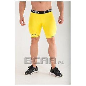 Trec Wear Pro Short Pants 008 Yellow 1/5