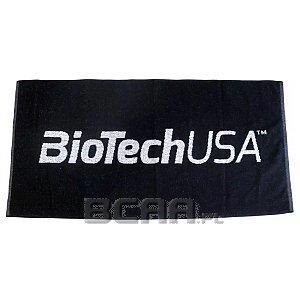 BioTech USA Ręcznik Black 100x50cm 1/1
