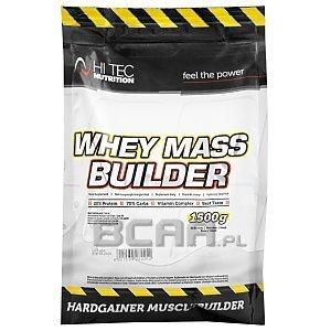 Hi Tec Whey Mass Builder 1500g 1/2