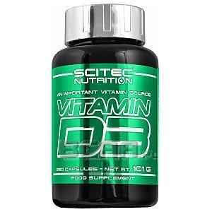 Scitec Vitamin D3 250kaps. [promocja] 1/1