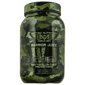 Scitec Muscle Army Warrior Juice 900g 1/1