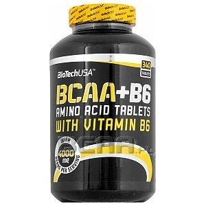 BioTech USA BCAA + B6 340tab. 1/1