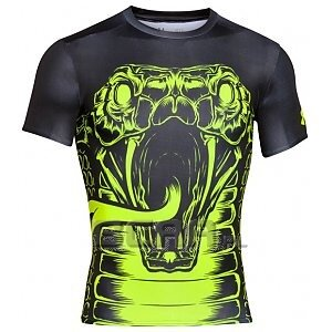 Under Armour Men`s 100% Beast Cobra Compression Short Sleeve T-Shirt  1/6