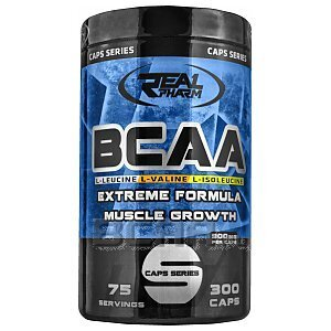 Real Pharm BCAA 300kaps. 1/1