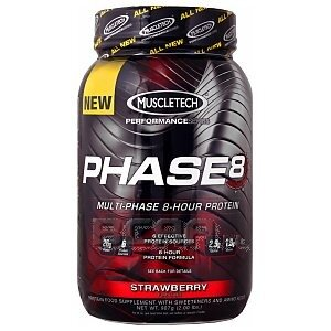 Muscletech Phase-8 Protein 908g 1/1