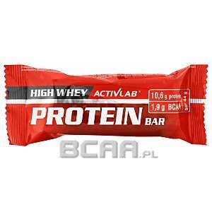 Activlab High Whey Protein Bar 44g 1/3