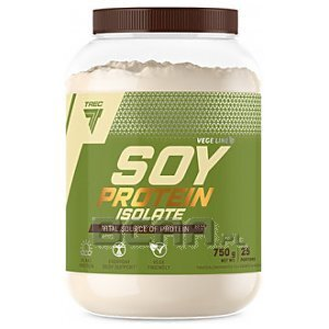 Trec Soy Protein Isolate 750g 1/1